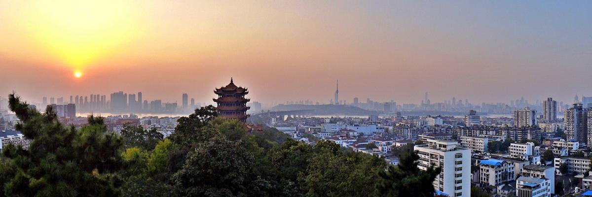 Wuhan- Yellow Crane Tower