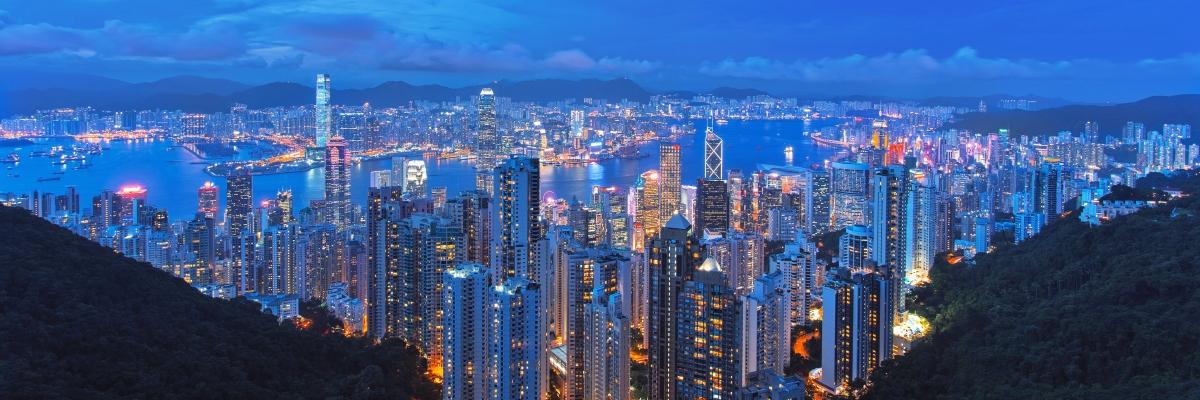 Hong Kong - Peak